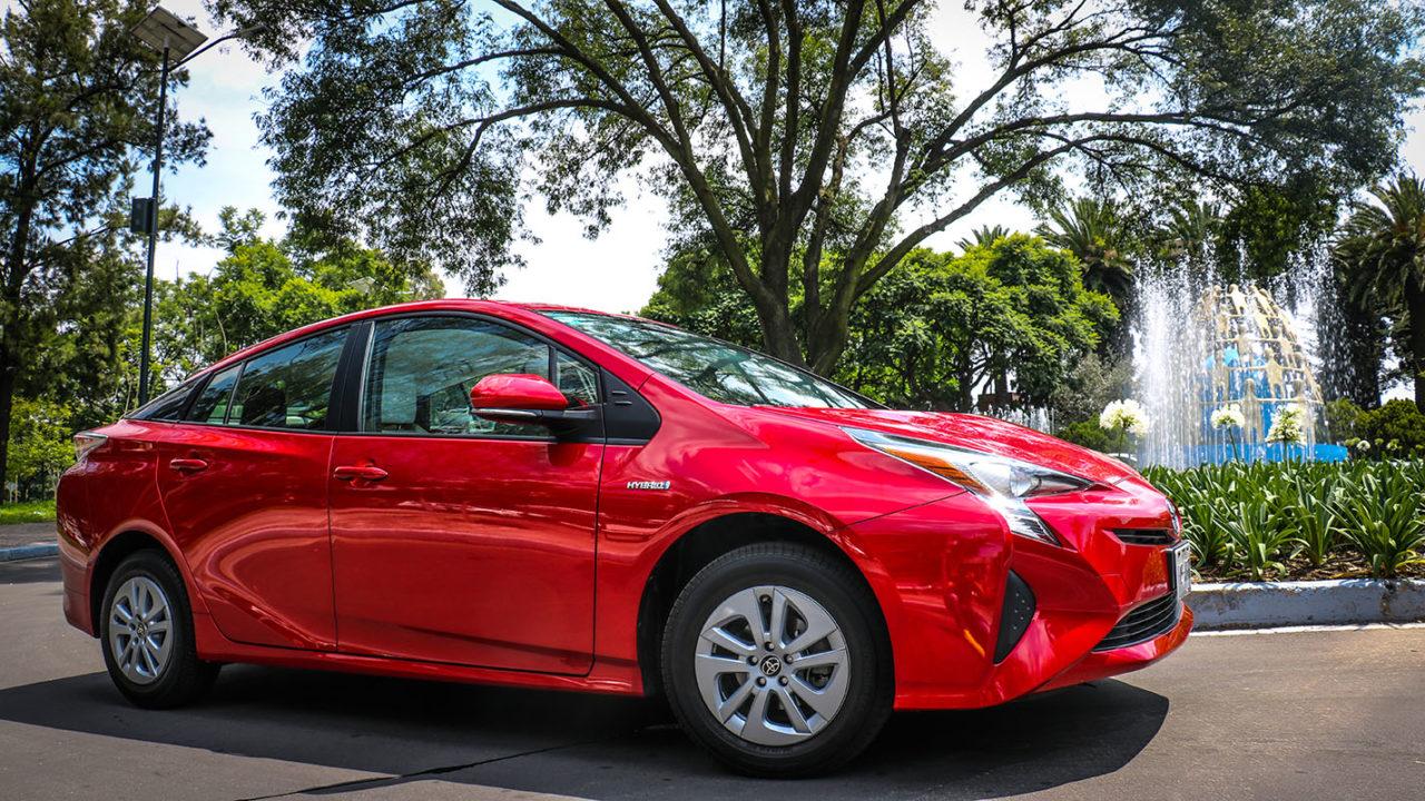 Un vistazo al Prius 2016, el híbrido de Toyota