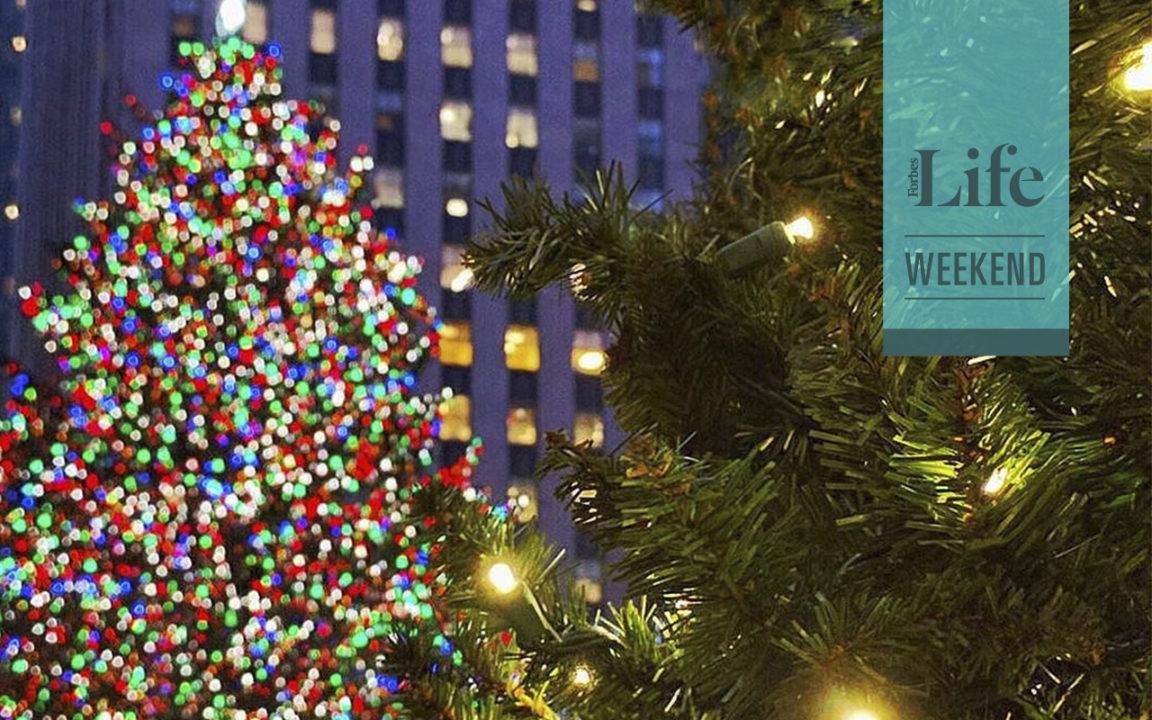 Las vitrinas navideñas que brillan por su espectacularidad