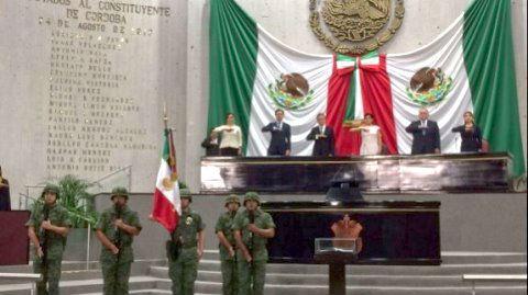 Miguel Ángel Yunes toma protesta como gobernador de Veracruz