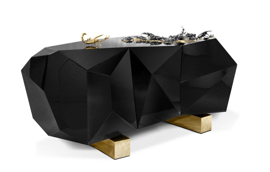 La exposición de diseño para los amantes del lujo