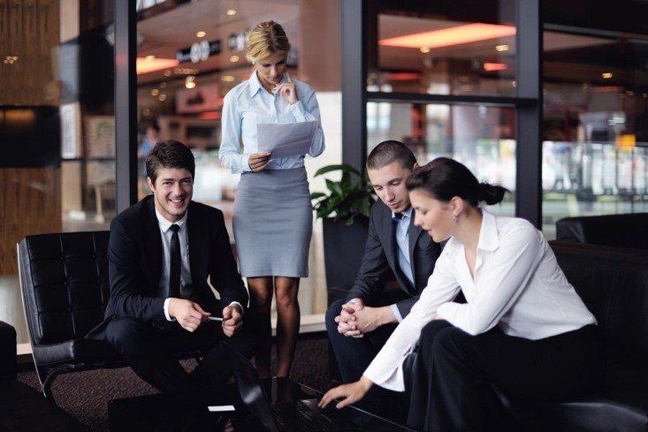 Una extensión de tu imagen profesional: tu oficina