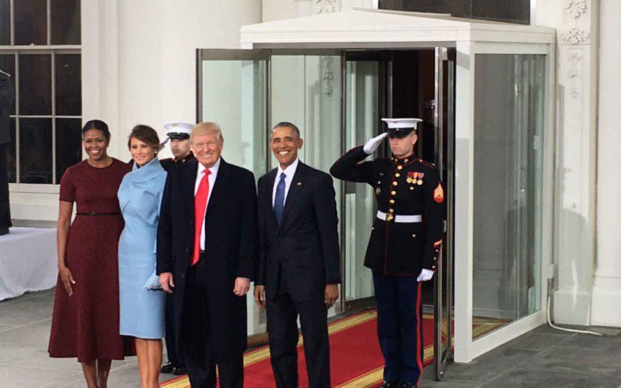 Live Blog: inicia la era Trump, sigue las actividades de su investidura