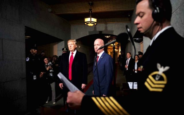 De ahora en adelante, Estados Unidos siempre será primero: Trump