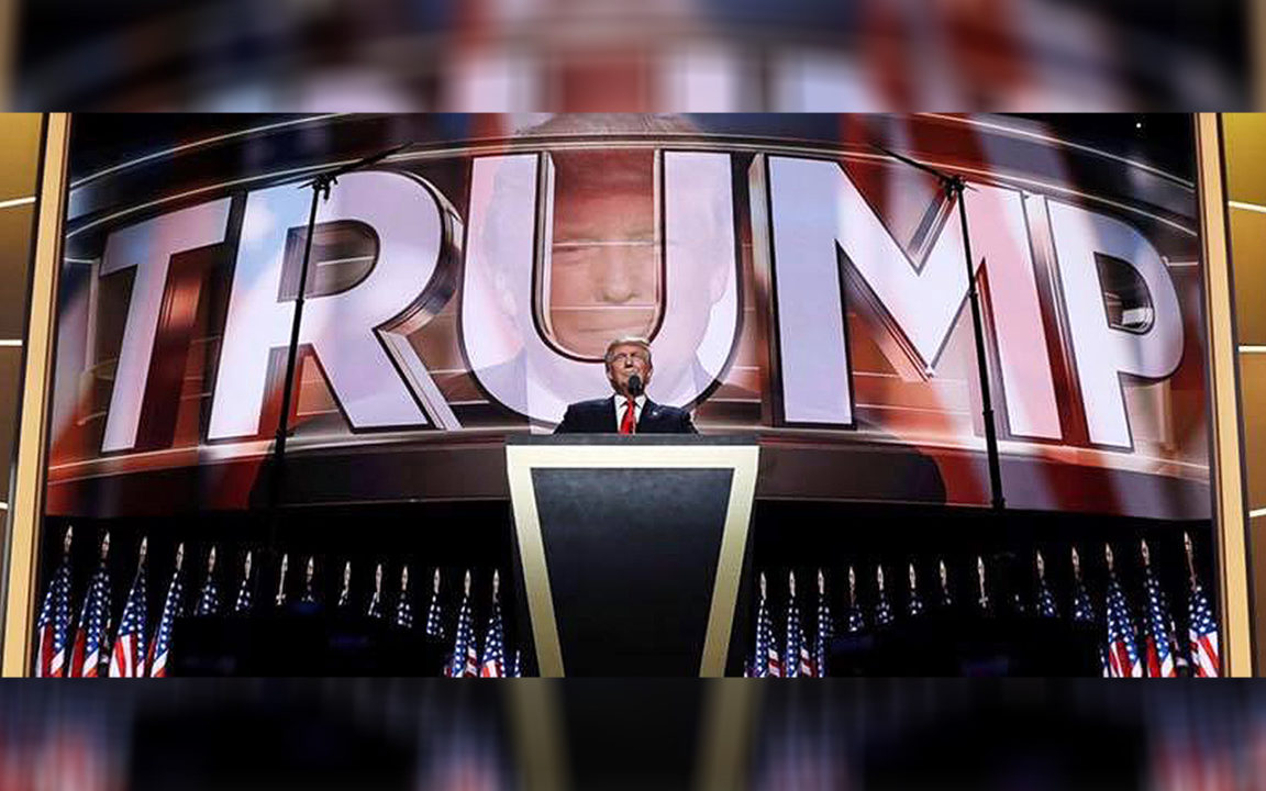 Renegociación del TLCAN será en 'el momento apropiado', advierte Trump