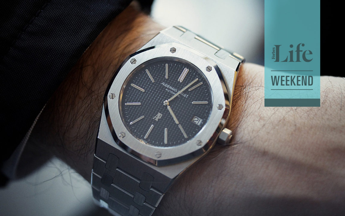 El punto de encuentro entre la historia y la relojería • Forbes México 85943c21d98