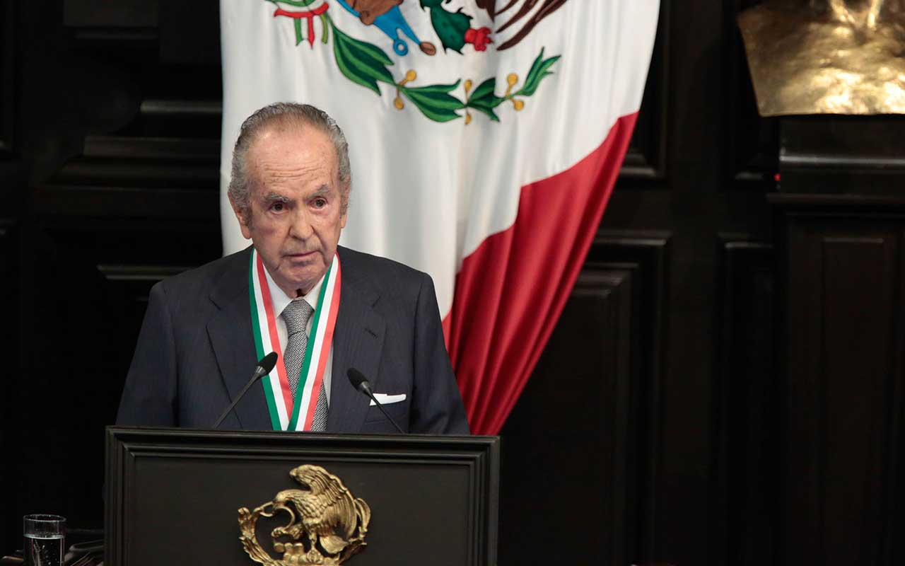 Es tiempo de apoyar al presidente Peña Nieto: Alberto Baillères