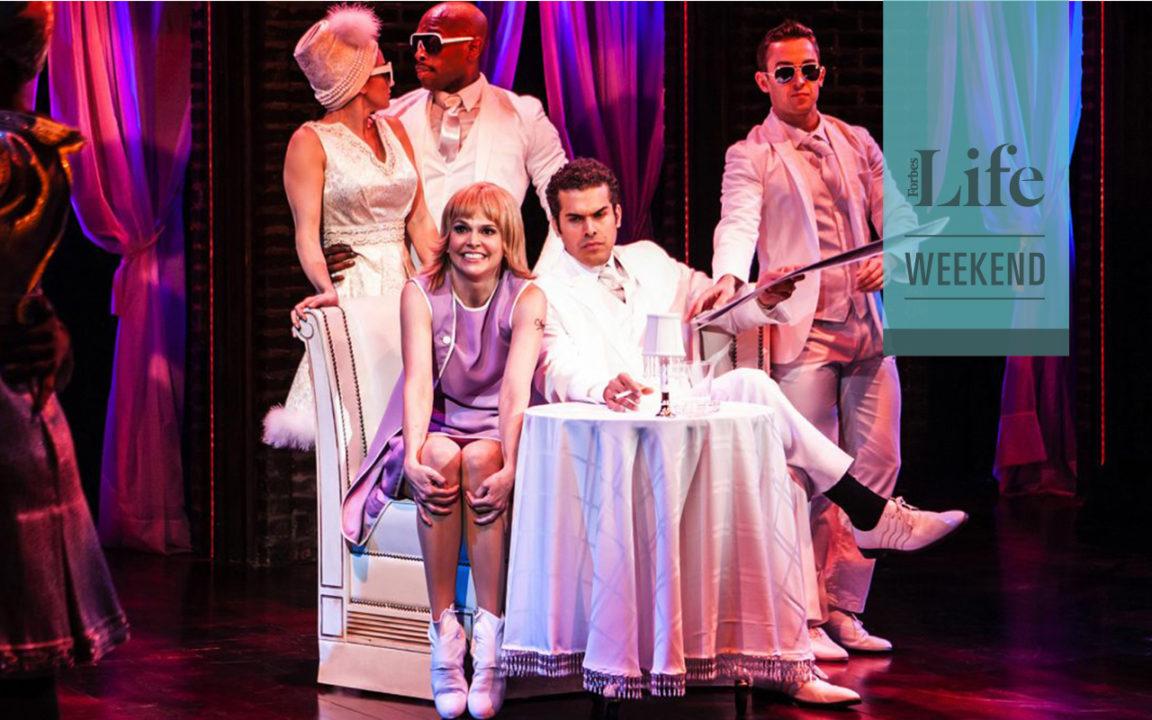 Tras bambalinas con un célebre diseñador de vestuario de Broadway