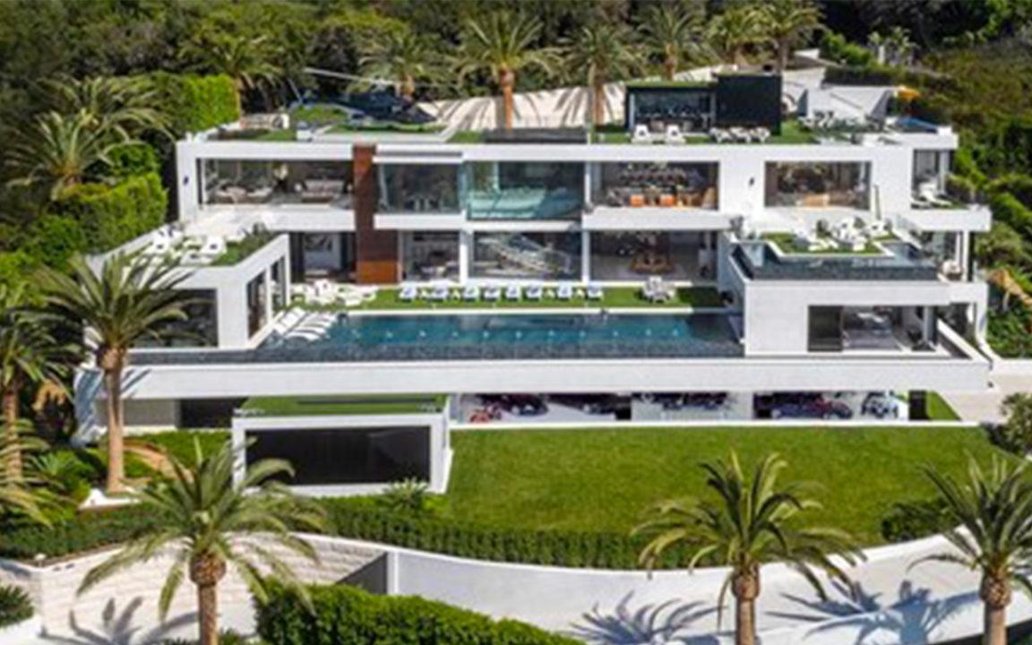 Conoce la casa más cara de Estados Unidos