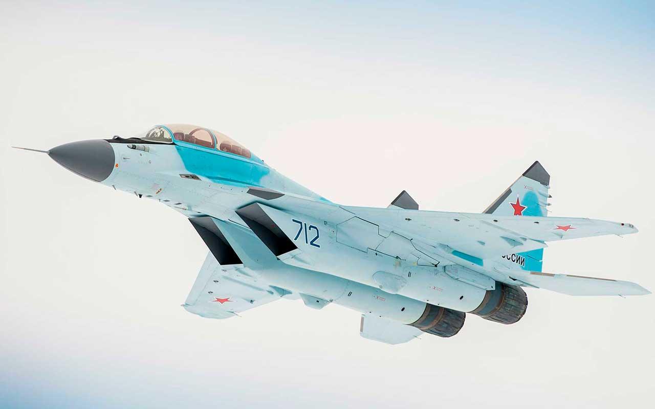 Rusia ofrece su nuevo avión de combate a los países de América Latina