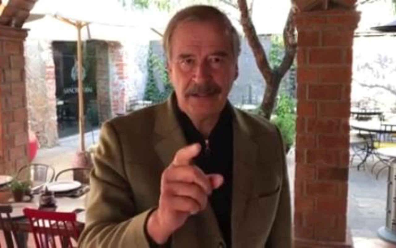 Fox acepta que le quiten la pensión si es por el bien de México