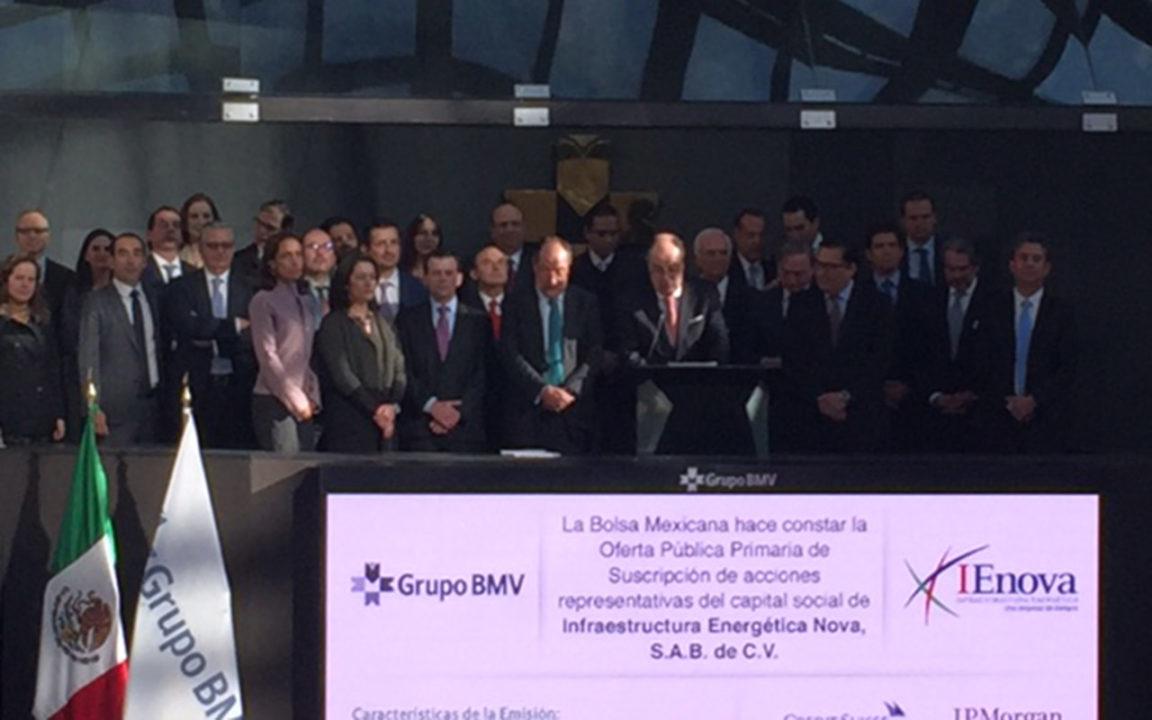 IEnova invertirá 800 mdd para desarrollar ocho proyectos