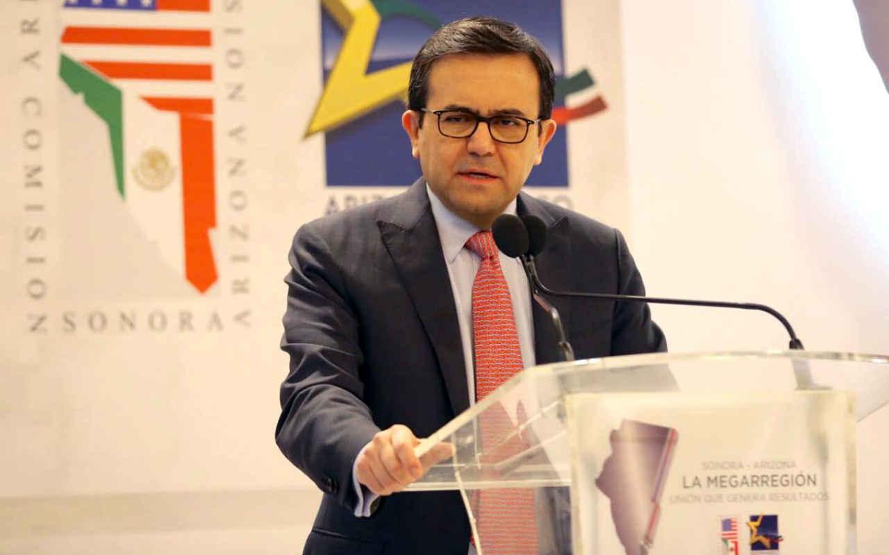 Senadores de EU apoyarán una profundización del TLCAN: Guajardo