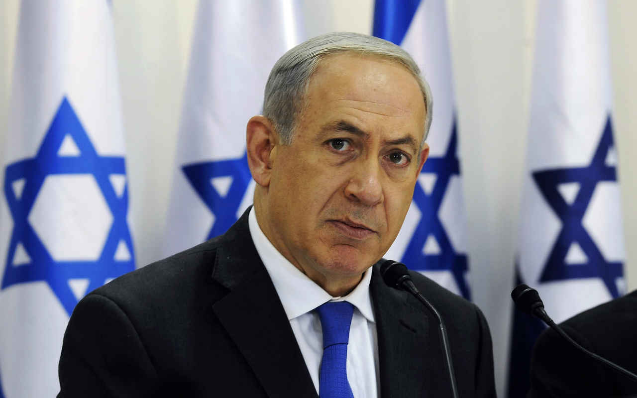 Primer ministro israelí llevaba ropa sucia a lavar a la Casa Blanca, revela el WP
