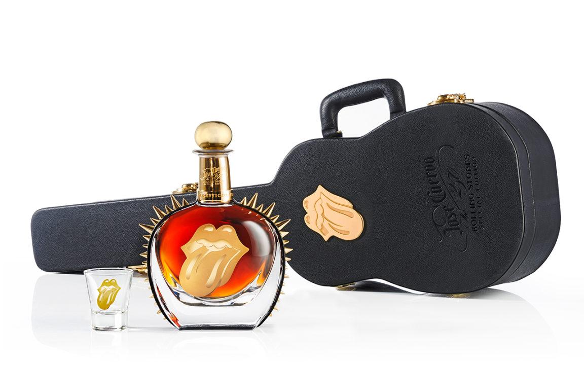 Rolling Stones y Jose Cuervo se unen en un tequila muy especial