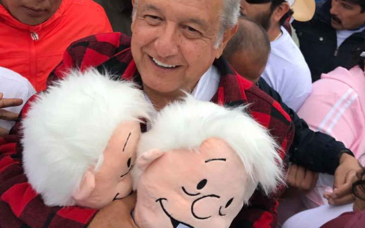 López Obrador propone decálogo en defensa de México por Trump
