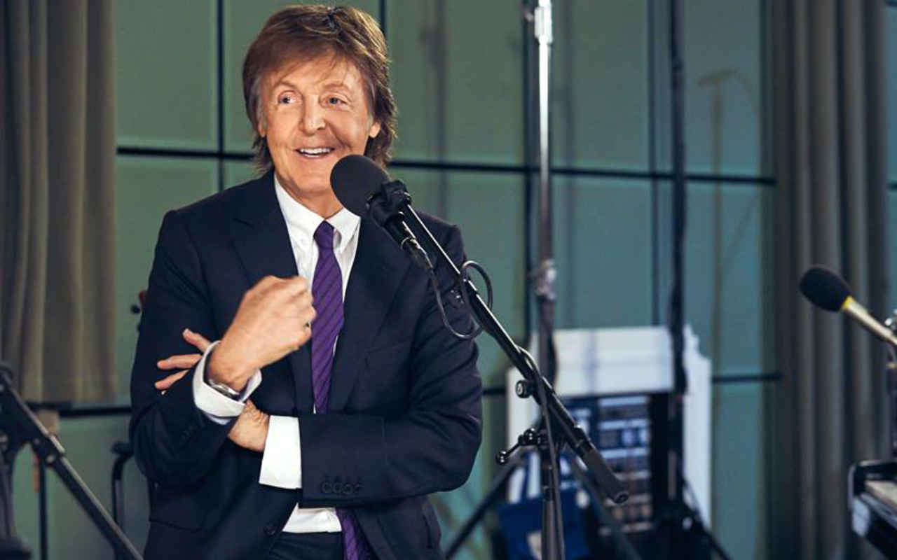 Paul McCartney demanda a Sony para recuperar canciones de The Beatles