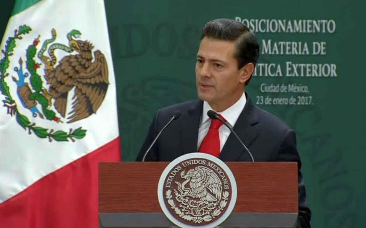Peña Nieto propone a José Eduardo Mendoza Contreras para la Cofece