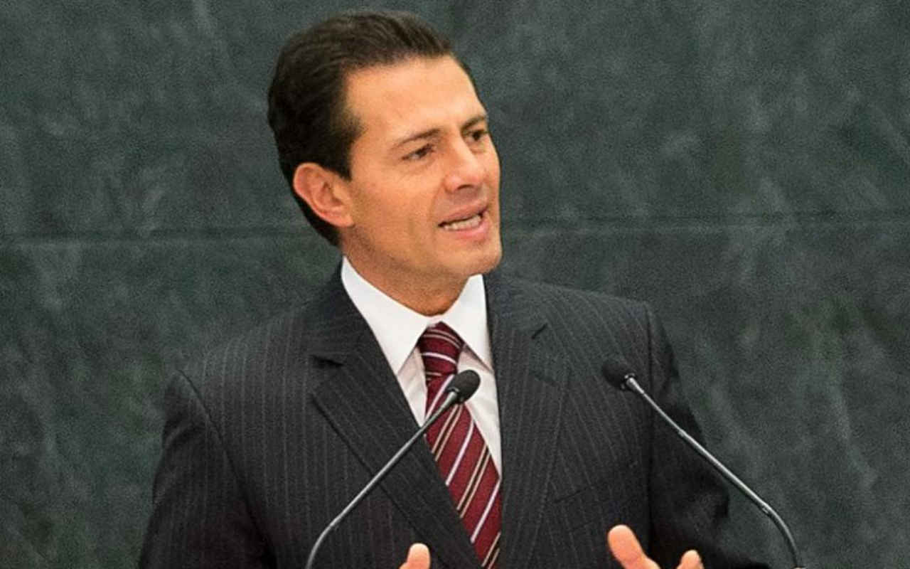 Peña Nieto reconoce que millones de mexicanos siguen fuera del sistema financiero