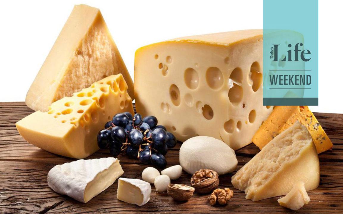 La vuelta al mundo a través del queso