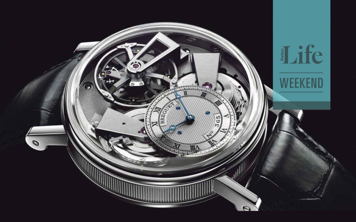Los relojes que convierten la historia en mito
