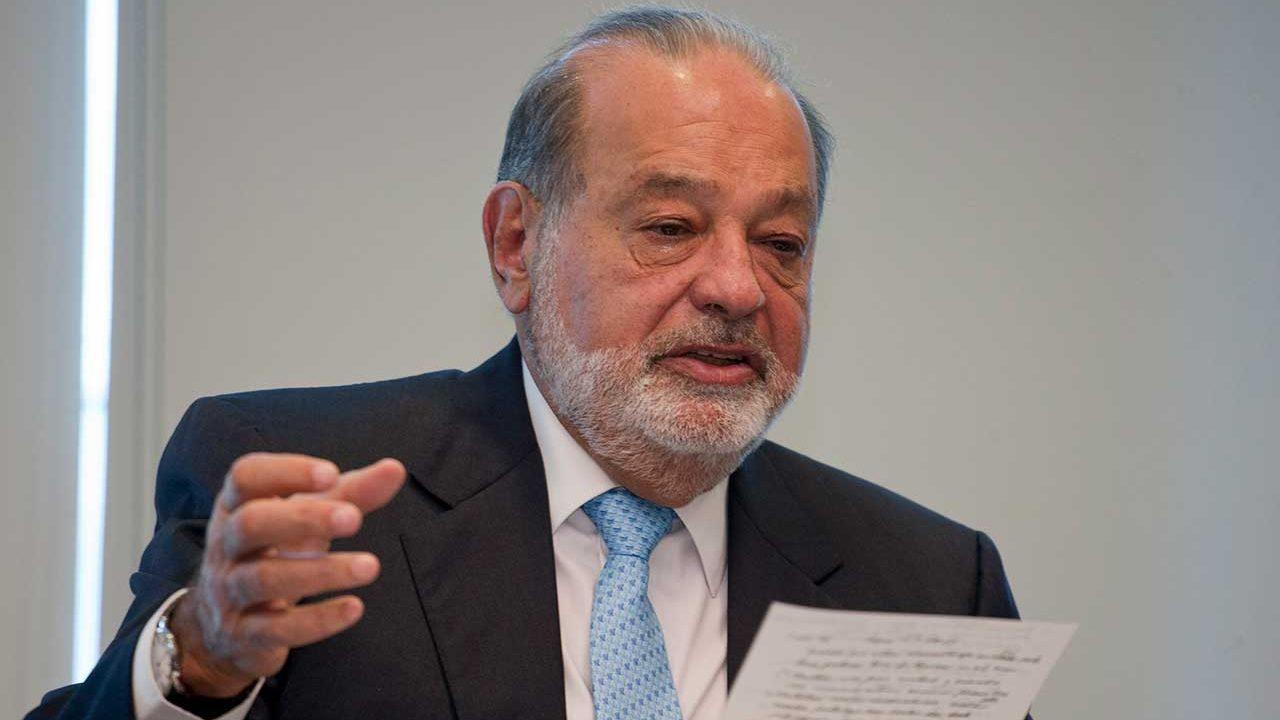 La gente está harta de que no pase nada: Carlos Slim
