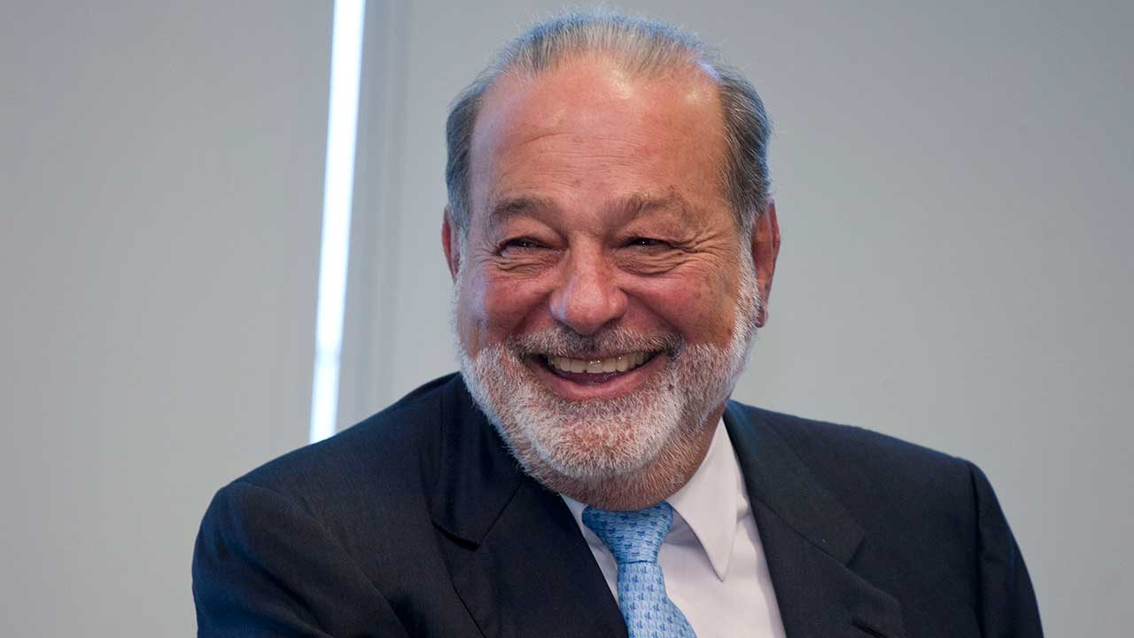 Emporio de Carlos Slim tendrá su propio índice bursátil