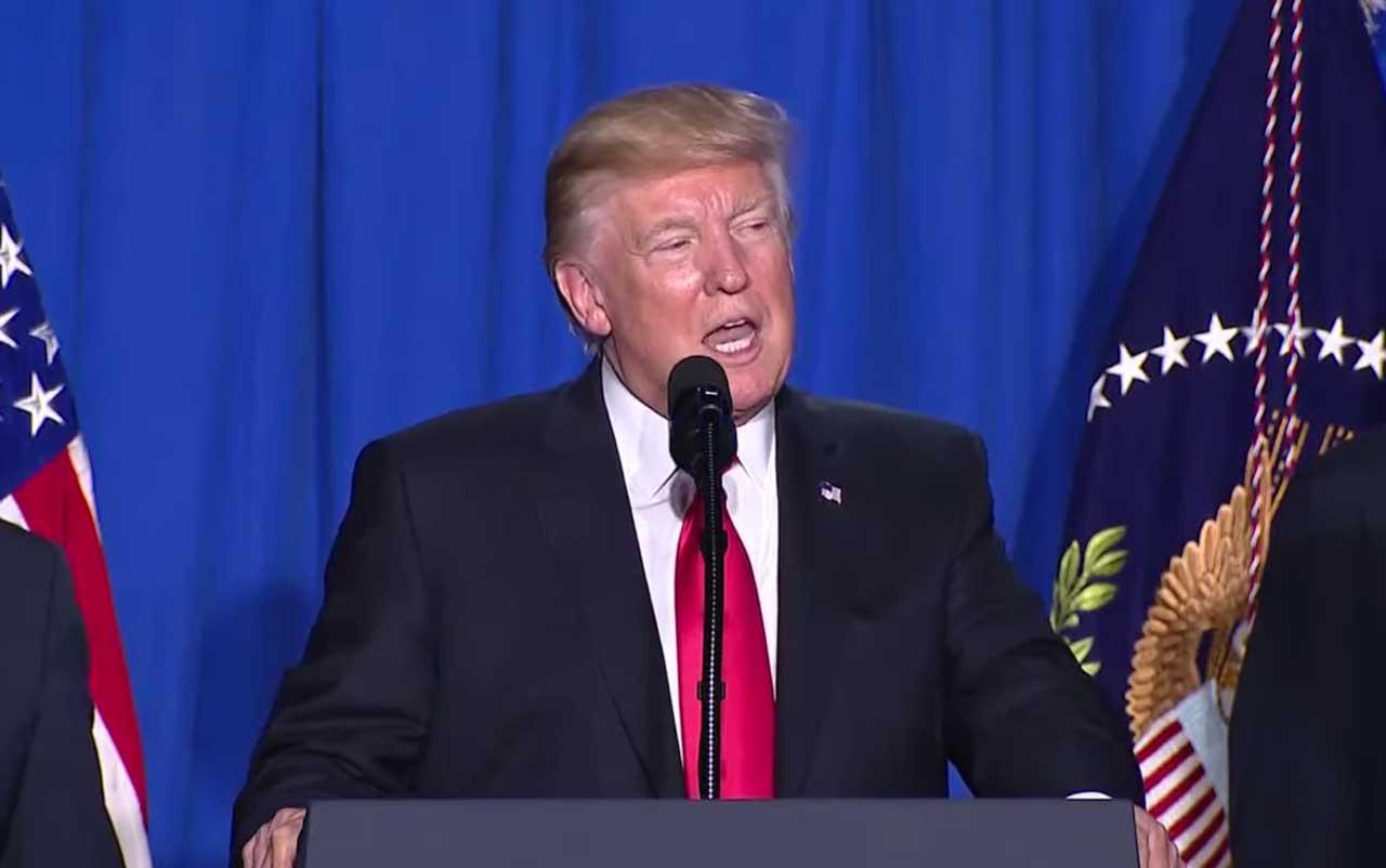 Trump ataca a Canadá… por proteccionismo