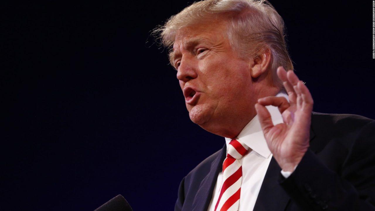 Trump arremete contra socios en TLCAN y adelanta 'grandes noticias'