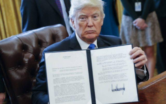 Estados Unidos: jueza federal bloqueó decreto anti-inmigración de Donald Trump