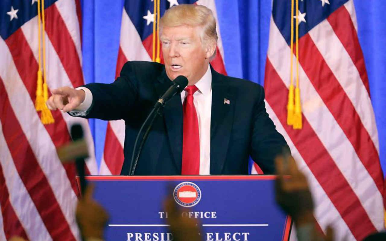El 'Brexit' será una gran cosa: Trump vaticina que otros saldrán de la UE