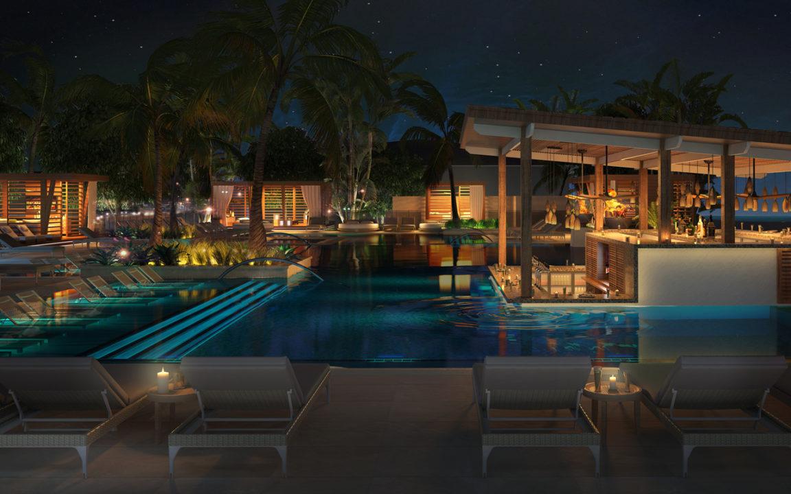 El nuevo hotel en Riviera Maya se define por sus coordenadas