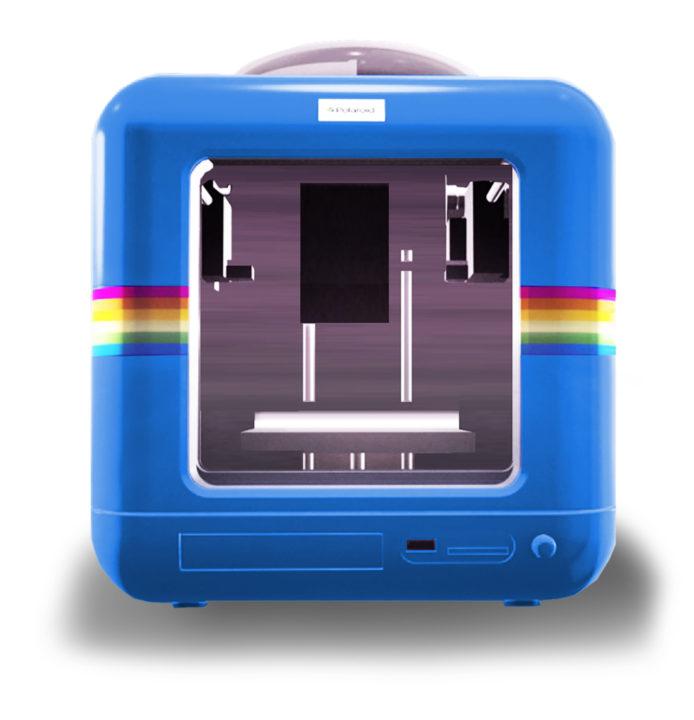 Polaroid ahora venderá drones, impresoras 3D y relojes inteligentes