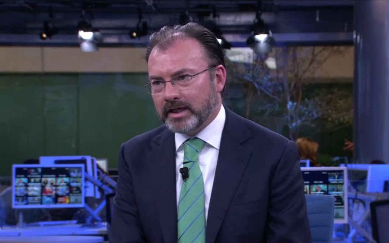 Renegociación del TLCAN con EU iniciará en junio: Videgaray