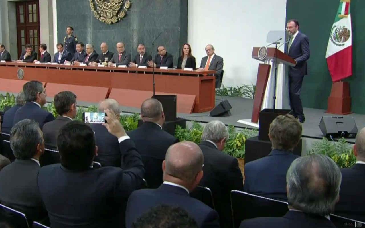 Empresas mexicanas invierten más de 18,000 mdd en EU, dice Videgaray