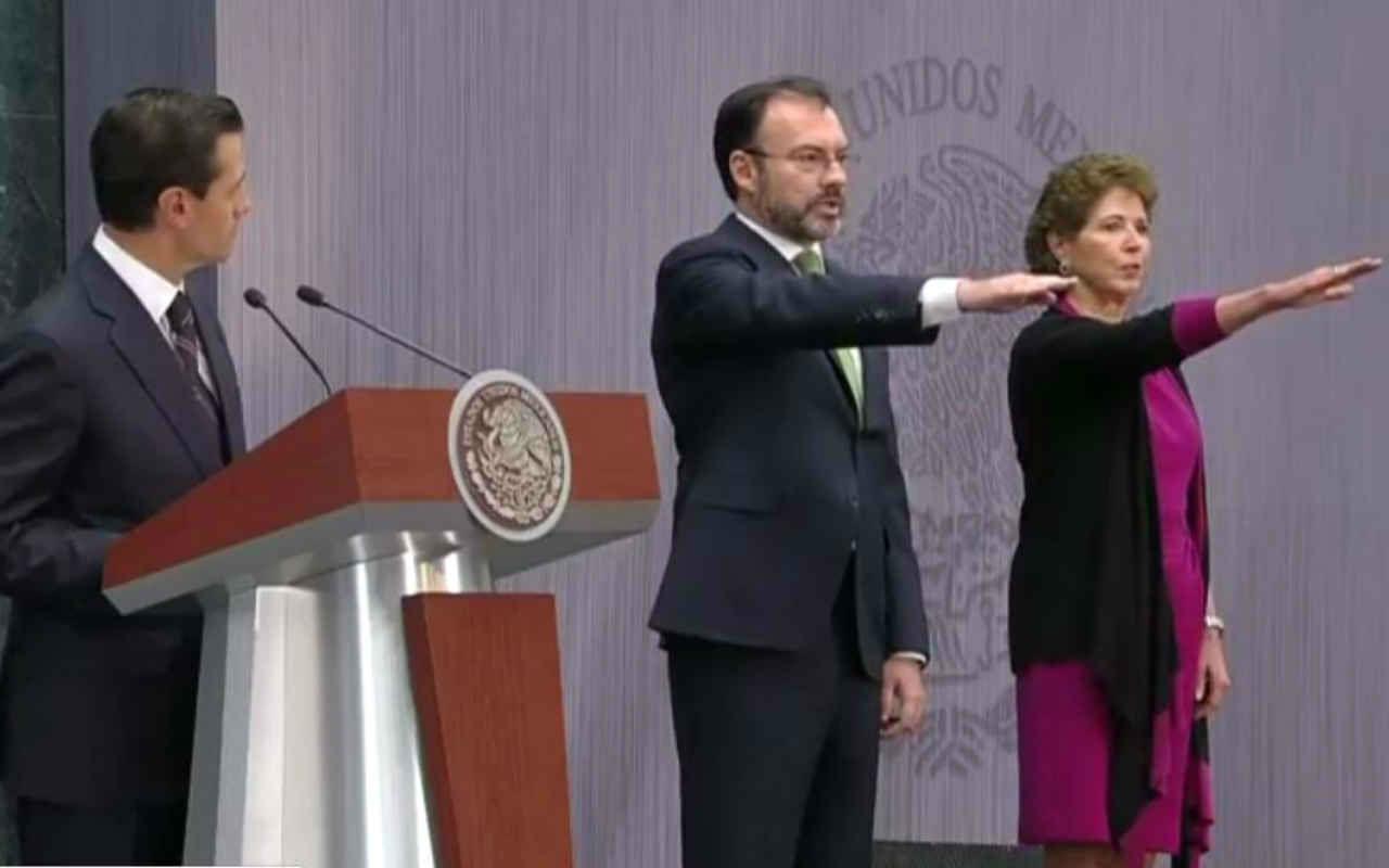 Videgaray, el brazo derecho de Peña Nieto, regresa al gobierno