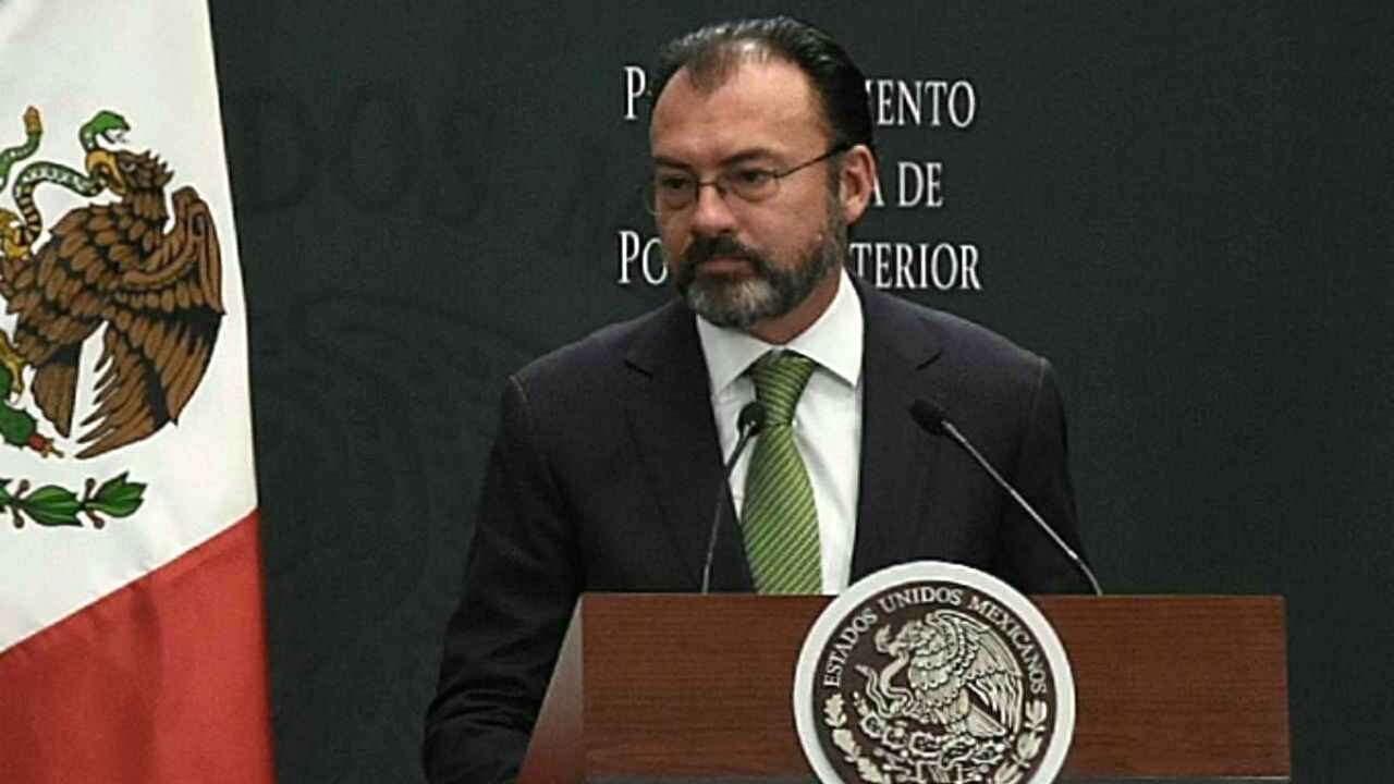 Videgaray ve 'optimismo razonable' en supervivencia del TLCAN