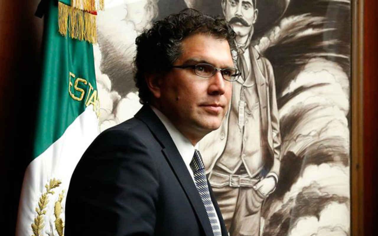 Ríos Piter dejará el PRD: Ya no es instrumento del cambio