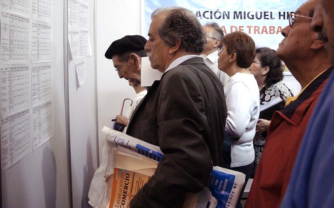 Desempleo es más elevado de lo que las cifras reales cuentan: estudio