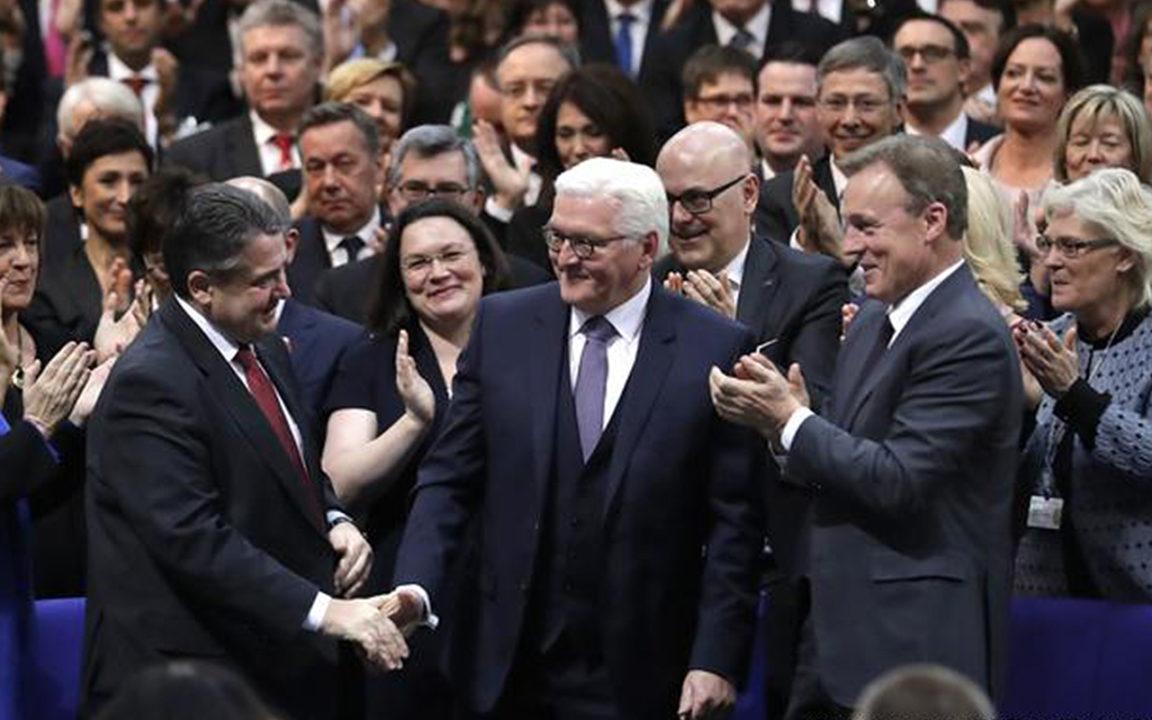 Steinmeier, el nuevo presidente alemán al que no le gusta Trump