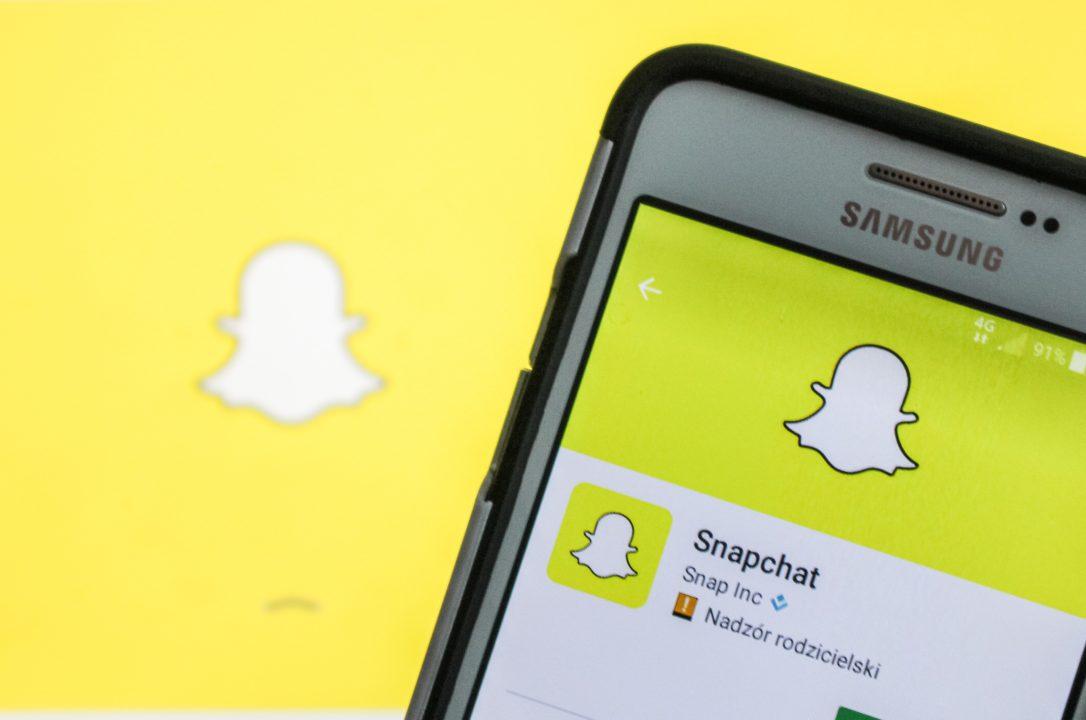 La cámara de Snapchat reconoce objetos para que puedas comprarlos en Amazon