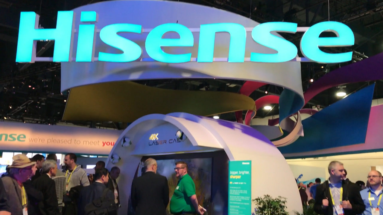 Hisense invertirá 260 mdd en planta y parque industrial en Nuevo León