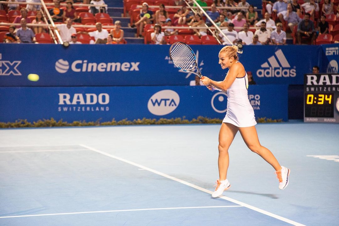 El auge del tenis en México