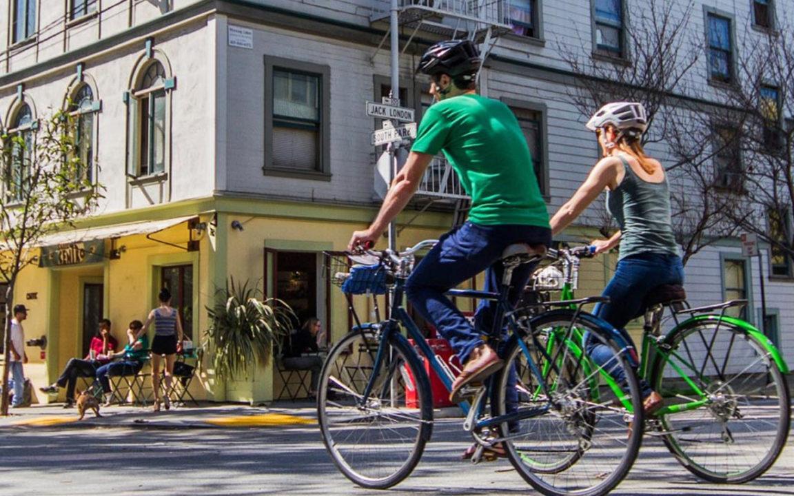 Bicicletas inteligentes para desplazarse por la ciudad