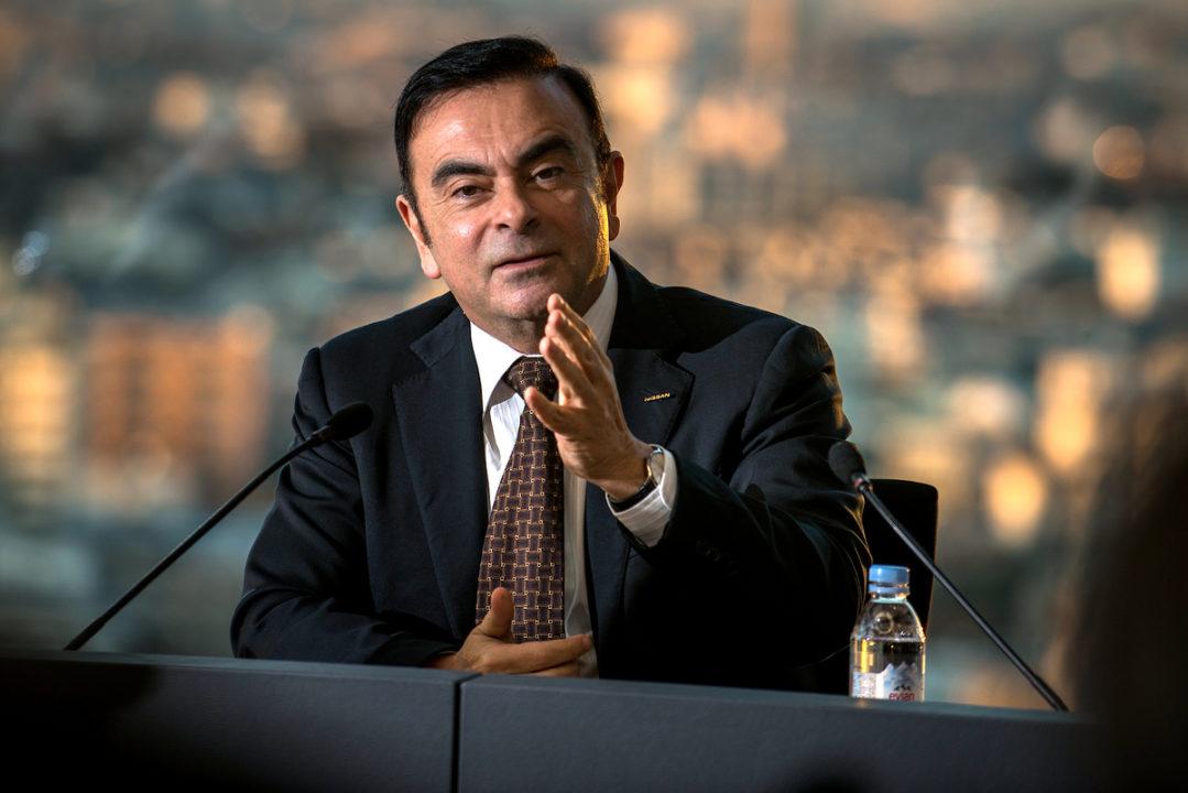 Directorio de Nissan despide a Carlos Ghosn en medio de investigación
