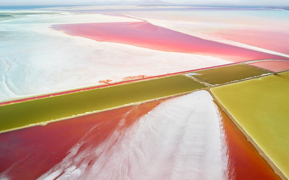 Este libro de fotografías de Australia parecen pinturas