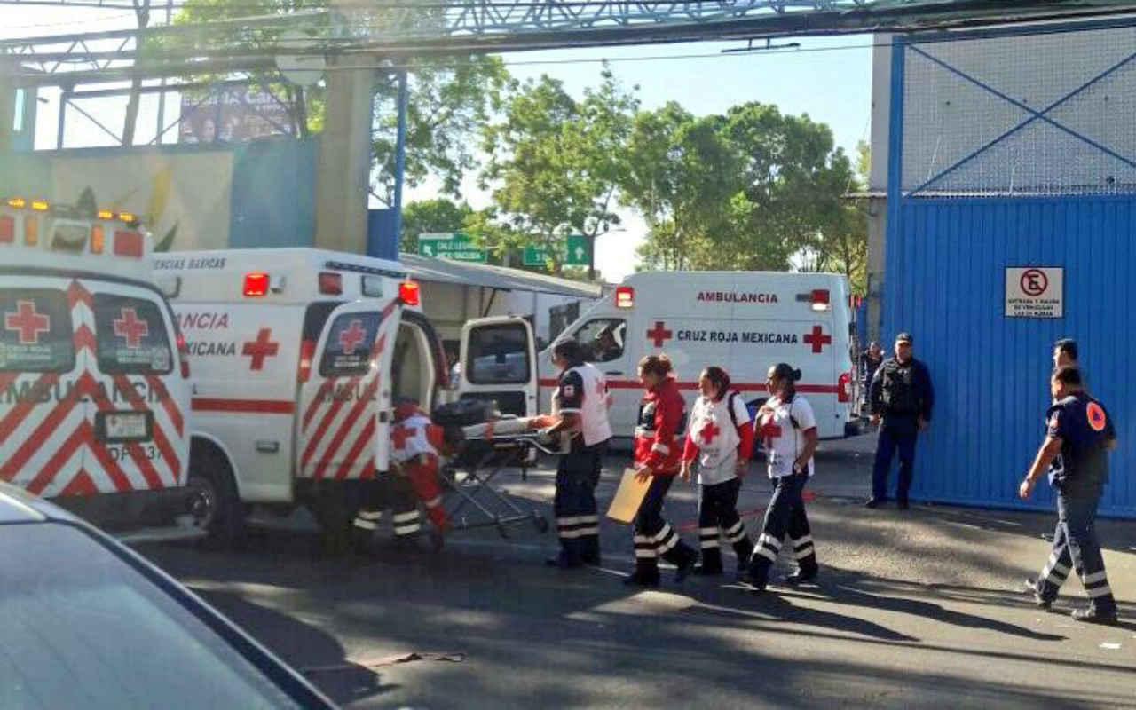 Explosión en harinera Maximasa de Azcapotzalco deja 10 heridos
