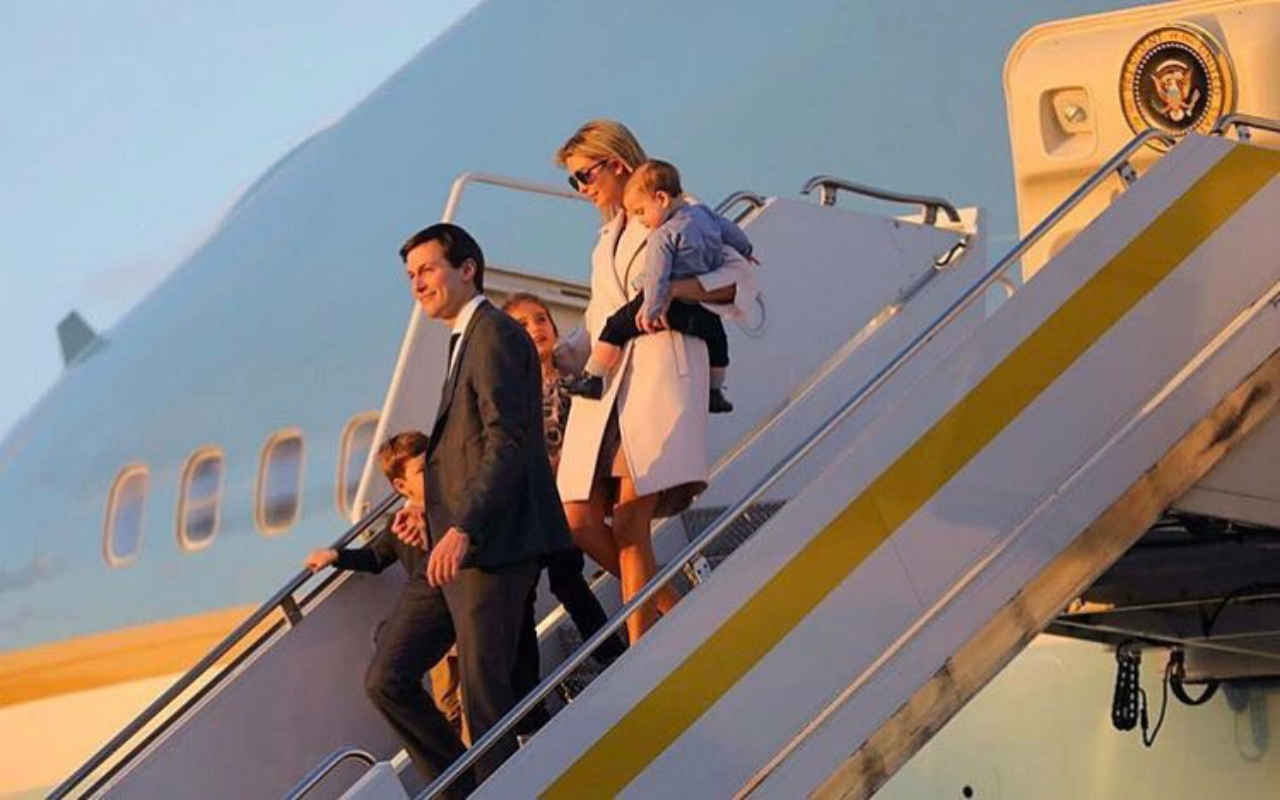 Ivanka Trump en problemas por usar su correo en asuntos del gobierno