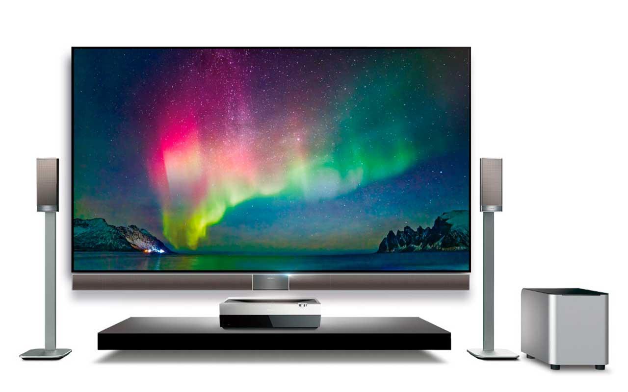 Hisense presenta las TVs con las que quiere vencer a Samsung y LG
