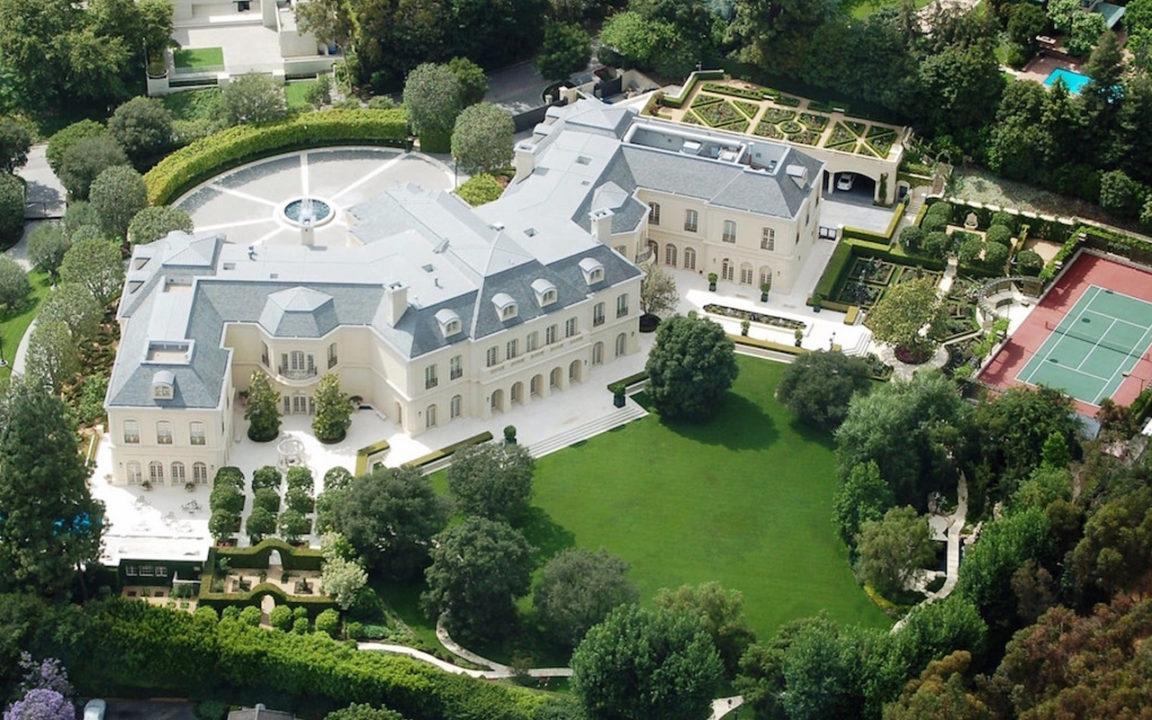 Las mansiones de los hombres más ricos del mundo