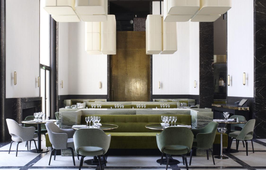 Restaurantes para degustar el arte